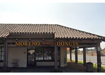 Moreno Valley donut shop Moreno Family Donuts