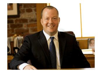 Eugene divorce lawyer Morgan D. Diment - DIMENT & WALKER LAW FIRM