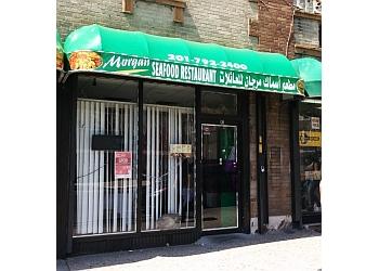 Jersey City seafood restaurant Morgan Fish Market