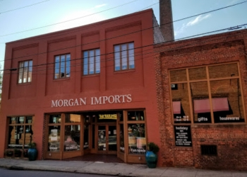 Durham gift shop Morgan Imports