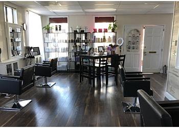 Santa Clara hair salon Morgan James Salon