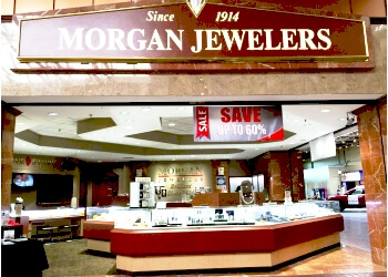 West Valley City jewelry Morgan Jeweler