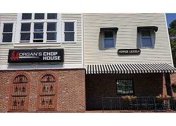 Fayetteville steak house Morgan's Chop House
