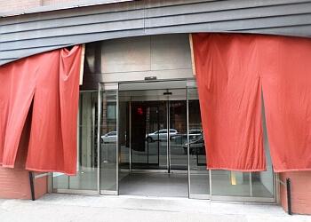 New York japanese restaurant Morimoto