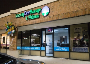 Garland massage therapy Morning Dew Massage & Wellness