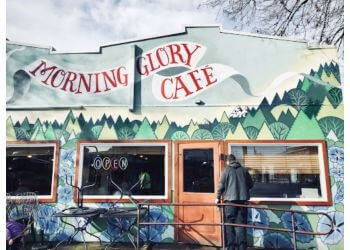 Eugene vegetarian restaurant Morning Glory Café