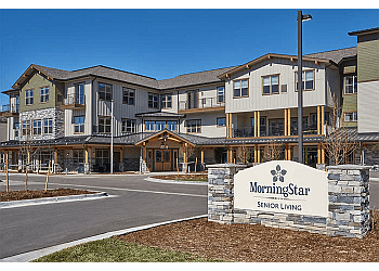 Arvada assisted living facility MorningStar of Arvada