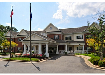 Richmond assisted living facility Morningside in the West End