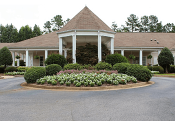 Athens assisted living facility Morningside of Athens