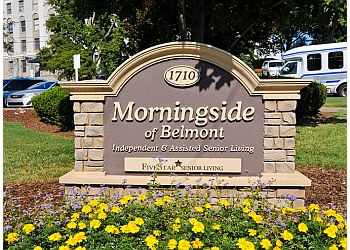 Nashville assisted living facility Morningside of Belmont