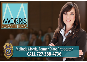 St Petersburg criminal defense lawyer Morris Law Firm