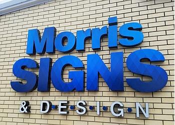 Columbus sign company Morris Signs & Design