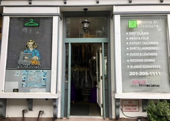 Jersey City dry cleaner Morris Street Laundry & Dry Cleaners