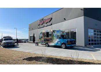 Lincoln auto body shop Morrow Collision Center Inc.