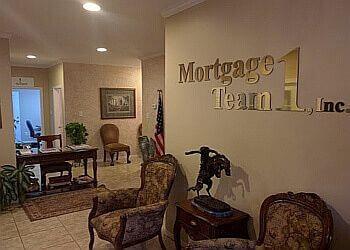 Mobile mortgage company Mortgage Team 1, Inc