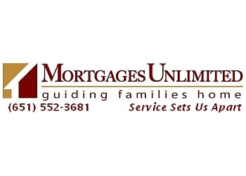 St Paul mortgage company Mortgages Unlimited