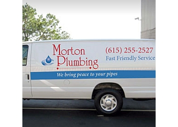 Nashville plumber Morton Plumbing, Heating & Cooling, Inc.