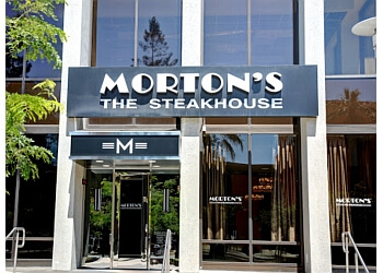 San Jose steak house Morton's The Steakhouse