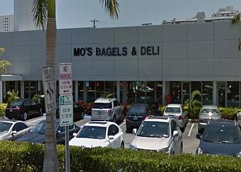 Miami bagel shop Mo's Bagels & Deli