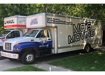 Lincoln moving company Mo's Moving