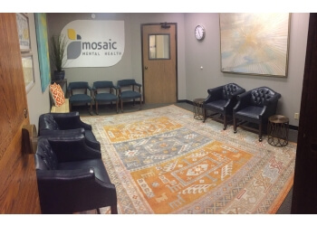 Oklahoma City therapist Mosaic Mental Health