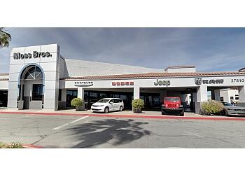 Moreno Valley car dealership Moss Bros. Chrysler Dodge Jeep Ram