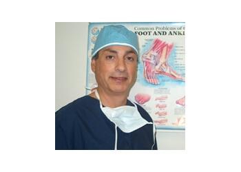 Athens podiatrist DR. Mostafa Niknafs, DPM, FACFAS