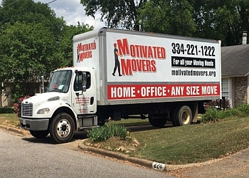 Montgomery moving company Motivated Movers