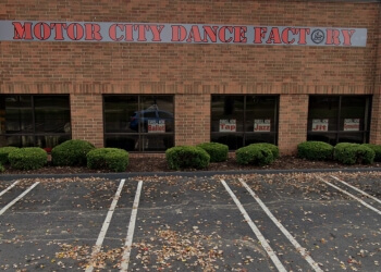 Detroit dance school Motor City Dance Factory