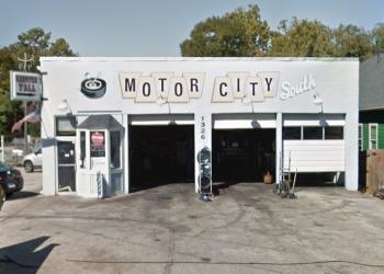 Atlanta car repair shop Motor City South