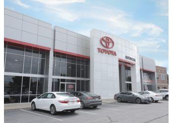 Cleveland car dealership Motorcars Toyota