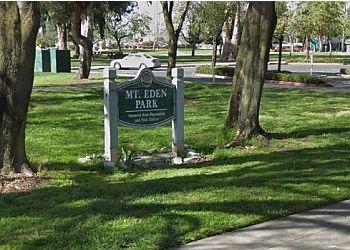 Hayward public park Mount Eden Park