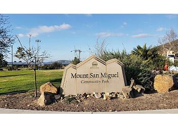 Chula Vista public park Mount San Miguel Park