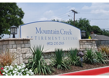 Grand Prairie assisted living facility Mountain Creek Retirement Living