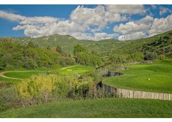 Salt Lake City golf course Mountain Dell Golf Course