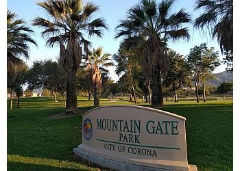 Corona public park Mountain Gate Park