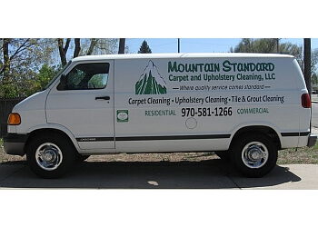 Fort Collins carpet cleaner Mountain Standard Carpet & Upholstery Cleaning, LLC