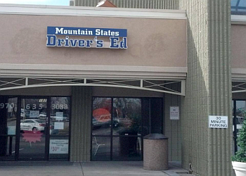 Fort Collins driving school Mountain States Driver's Education, Inc.