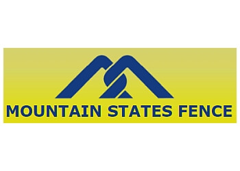 Salt Lake City fencing contractor Mountain States Fence Co.