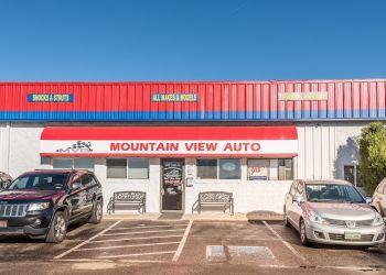 Thornton car repair shop Mountain View Automotive