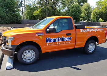 Augusta pest control company Mountaineer Pest Control
