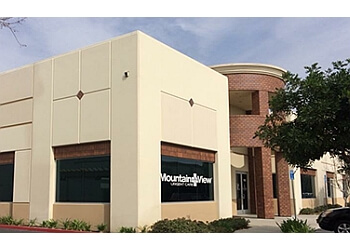 Rancho Cucamonga urgent care clinic Mountain view Urgent care