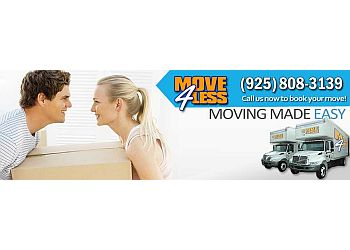 Concord moving company Move4Less