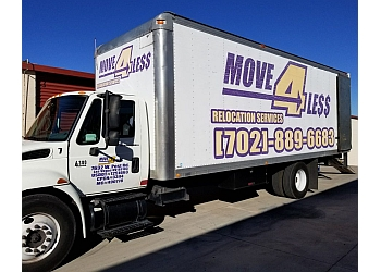 Las Vegas moving company Move 4 Less