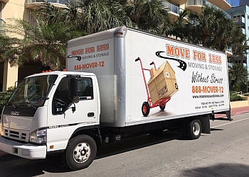 Miami moving company Move For Less