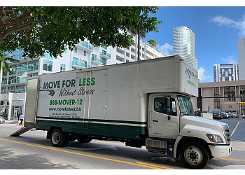 Miami moving company Miami Movers For Less