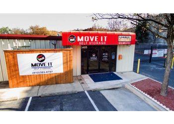 Austin storage unit Move It Self Storage