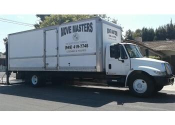 Newport Beach moving company  Move Masters