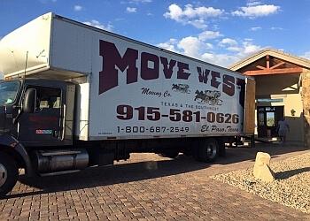 El Paso moving company Move West, Inc.