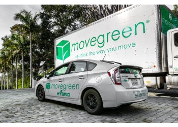 Ventura moving company Movegreen